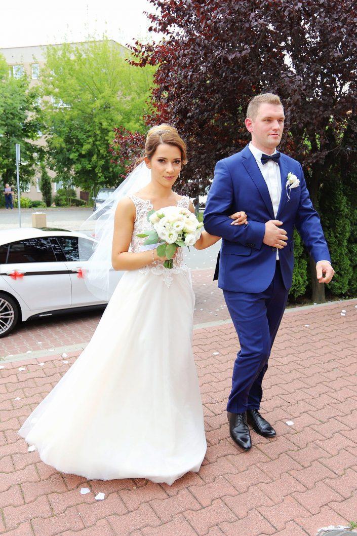 Przed przysięgą ślubną
