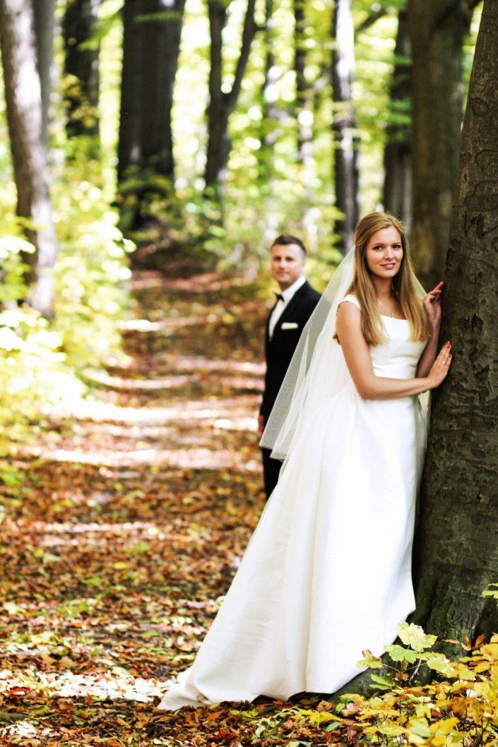 Para młoda w Ojcowskim Parku Narodowym